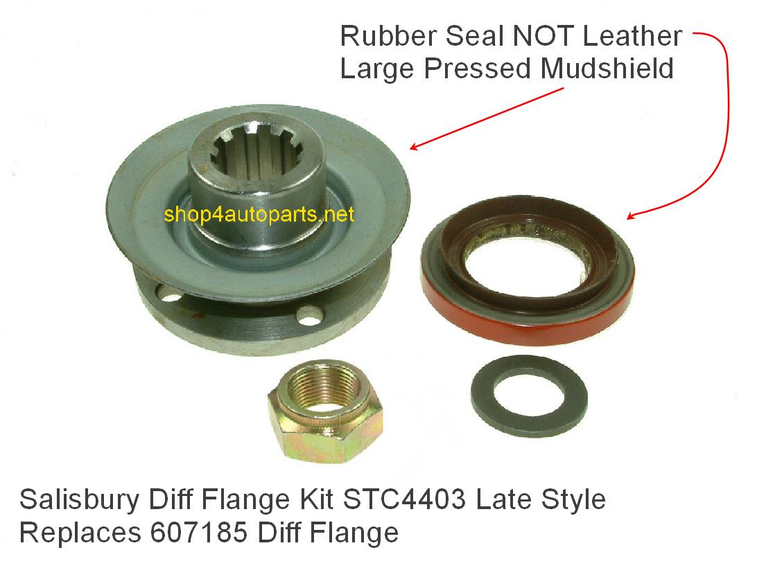 Land Rover Salisbury Diff Flange Kit
